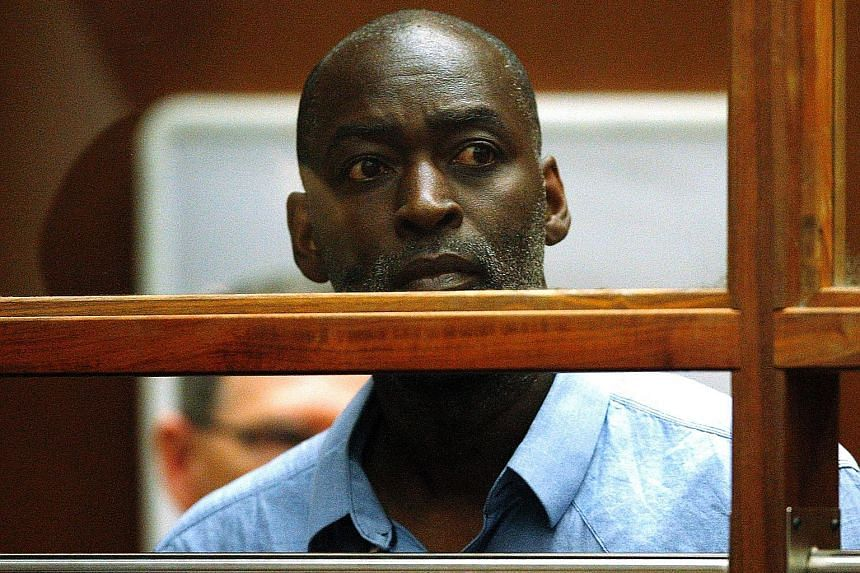 Michael Jace faces 40 years in prison for shooting his wife in front of their two children.