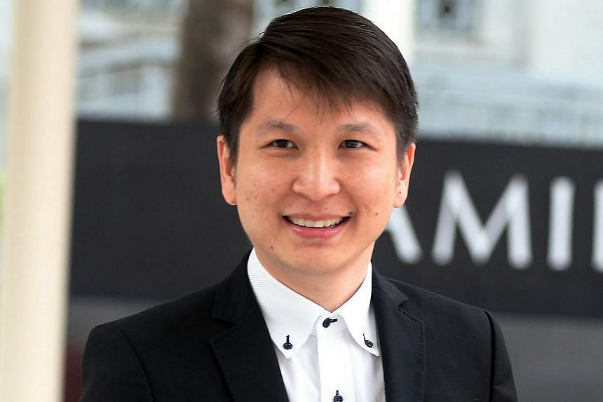 Mr Edlan Chua (above) is the chief operating officer of the group.