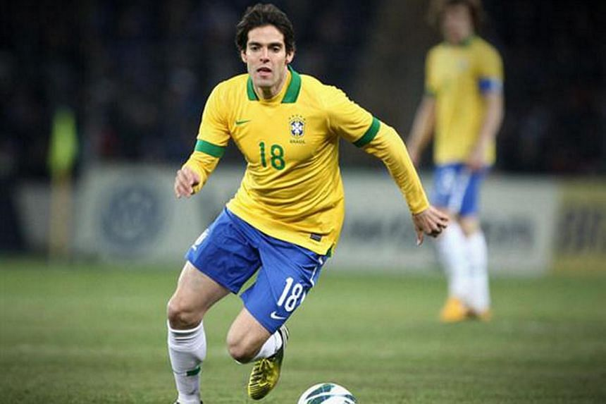 Kaka has dropped out of the Brazil squad for the upcoming Centenary Copa America due to injury.