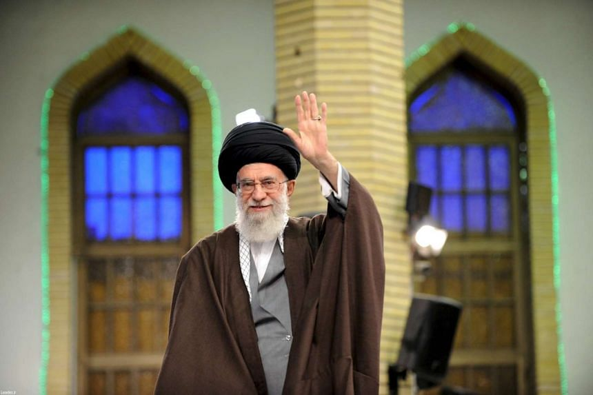 Iran's Supreme Leader Ayatollah Ali Khamenei has said that Teheran has no intention of cooperating on regional issues with the US and Britain.