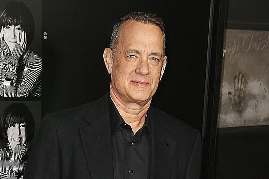 Tom Hanks will be in Singapore to promote the new mystery thriller, Inferno, while Melissa McCarthy will be here to publicise the upcoming Ghostbusters reboot.