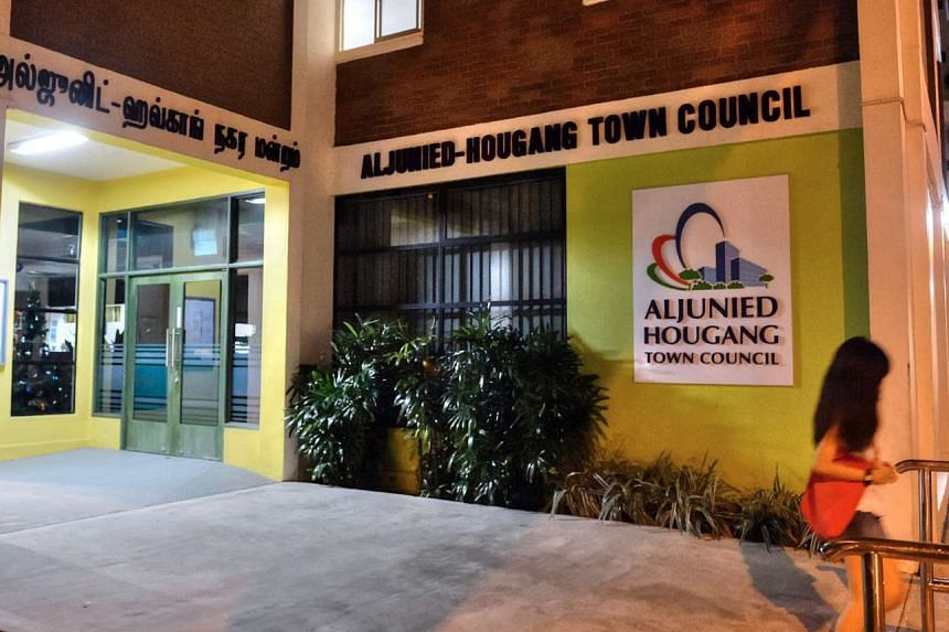 The Aljunied-Hougang Town Council has authorised the transfer of another $10 million in sinking funds to Pasir Ris-Punggol Town Council.