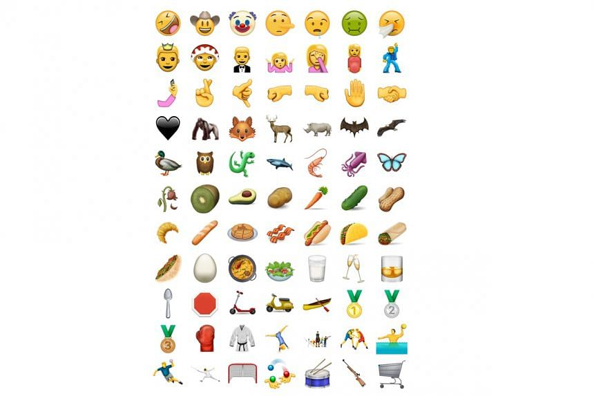 "The Unicode Consortium has approved 72 new emojis for inclusion in Unicode version 9.0, including emojis for ""selfie"" and ""facepalm""."