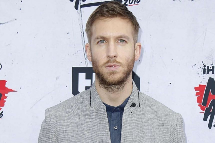 Pop singer Taylor Swift and DJ Calvin Harris (above) ended their relationship last week.