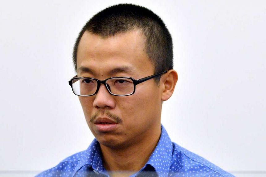 Lew Wei Kiong has been sentenced to four months of home detention and 200 hours of community work.