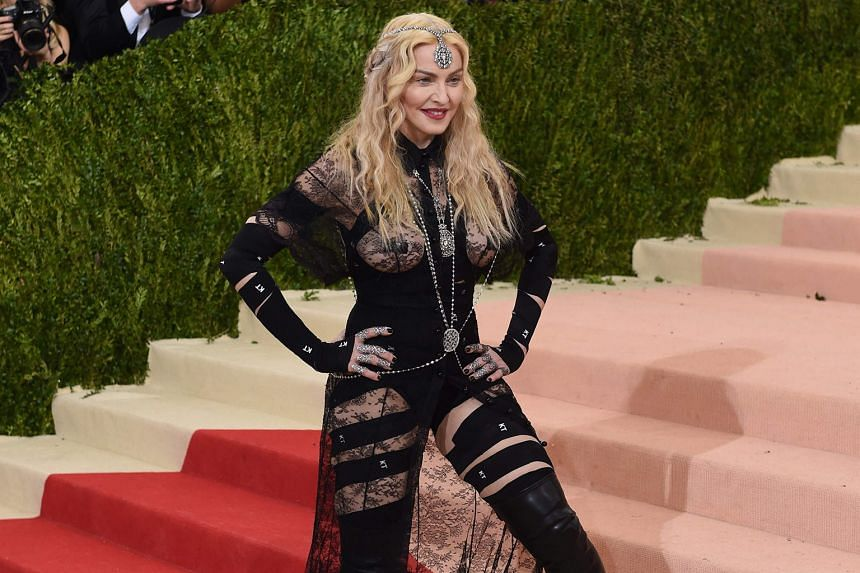 The court ruled that the fragment of horns in Madonna's song Vogue was not plagiarised.