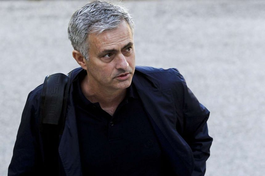 Defender Ricardo Carvalho has predicted that new Manchester United manager Jose Mourinho (above) will deliver the English Premier League title within two years.