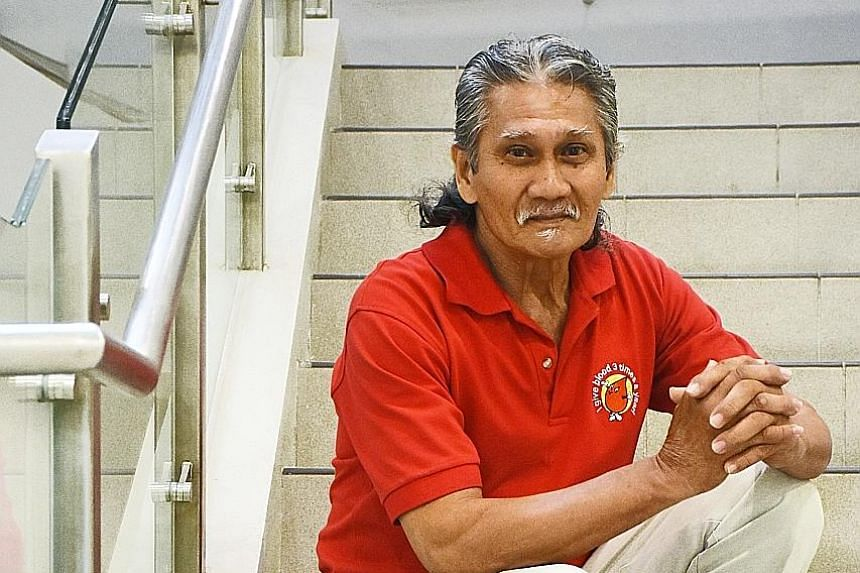 Mr Massang, who is turning 70 in December, is now the national blood programme's oldest donor.