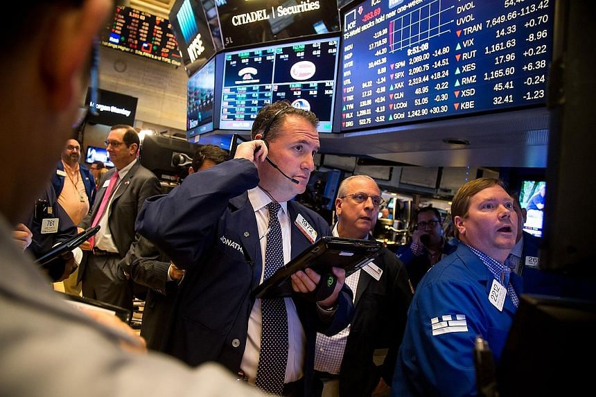 US stocks pared part of early losses to end modestly lower last Friday.
