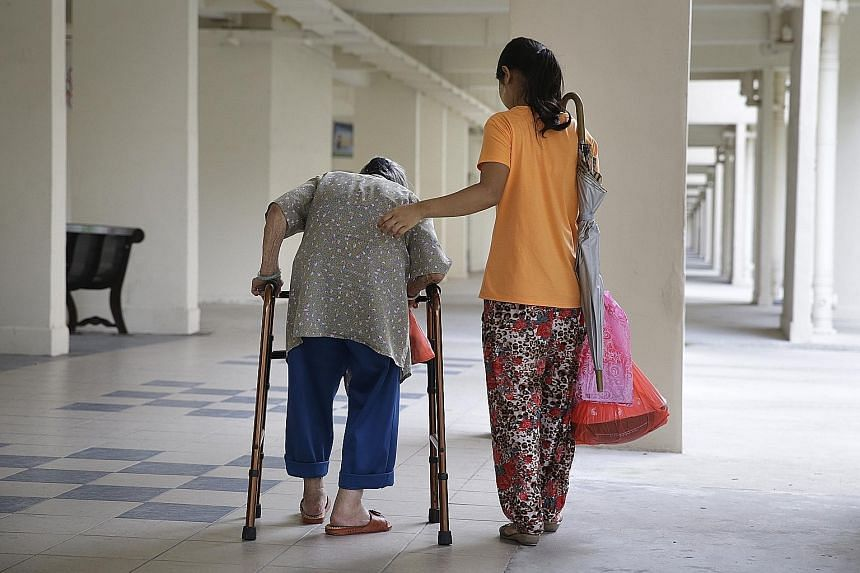 Nearly one in three people in Singapore will require some form of eldercare by 2030. There will be a need for more facilities and healthcare workers, but robotics and smart home technology could offer solutions too.