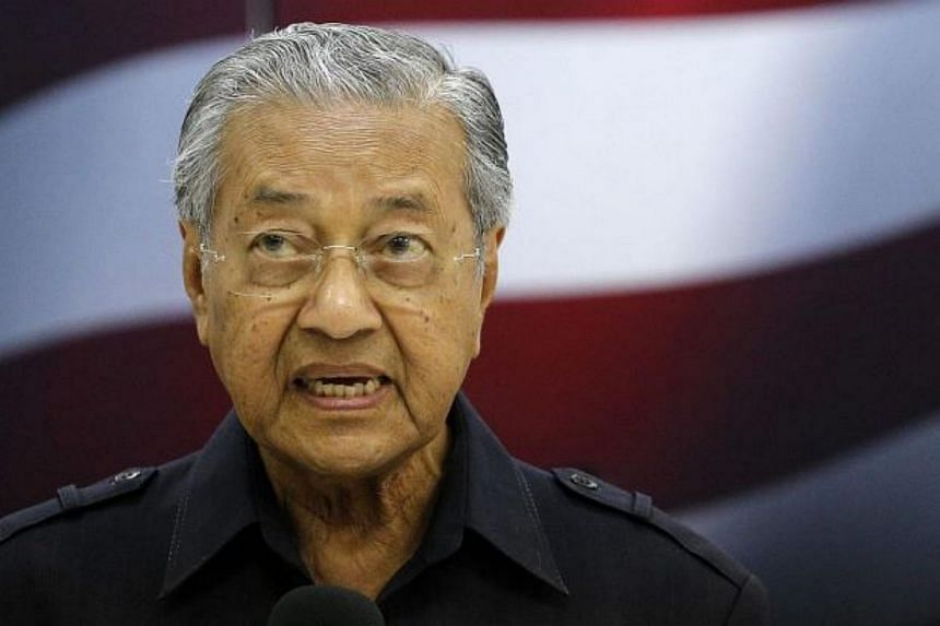 Former Malaysian PM Mahathir Mohamad will campaign for Pakatan Harapan to garner support for his Citizens' Declaration movement.