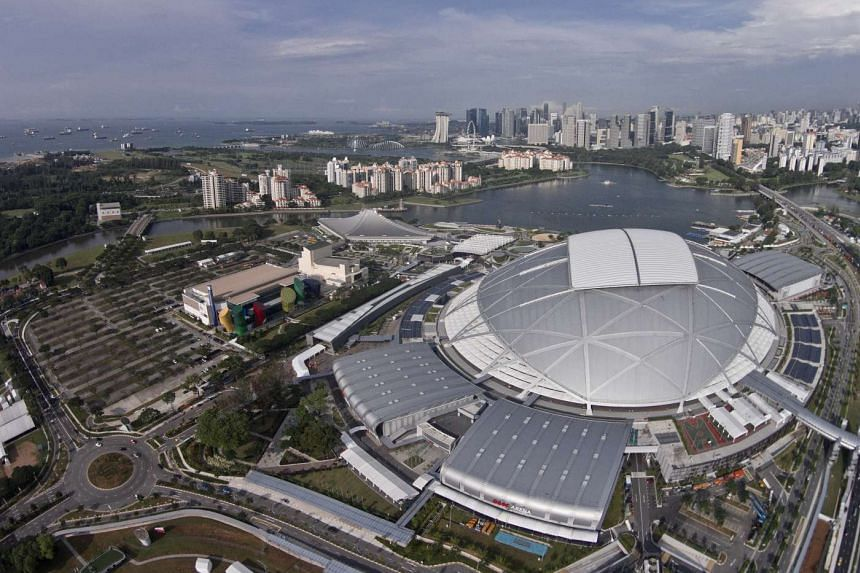 Restrictions on aerial activities over the National Stadium and its surrounding areas has been announced from June to August, ahead of the National Day celebrations.