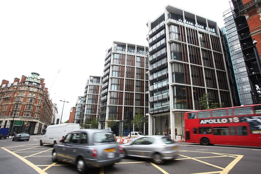 At One Hyde Park in London's swanky Knightsbridge area, only about 19 out of 80 flats are occupied, with the rest left empty or operated by obscure property shell companies.