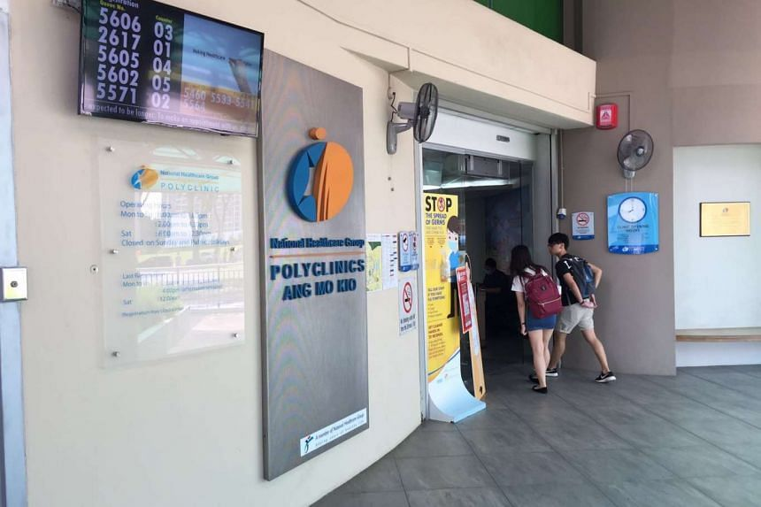 Patients had to be turned away at Ang Mo Kio Polyclinic due to an IT system disruption on Monday (June 6) morning.