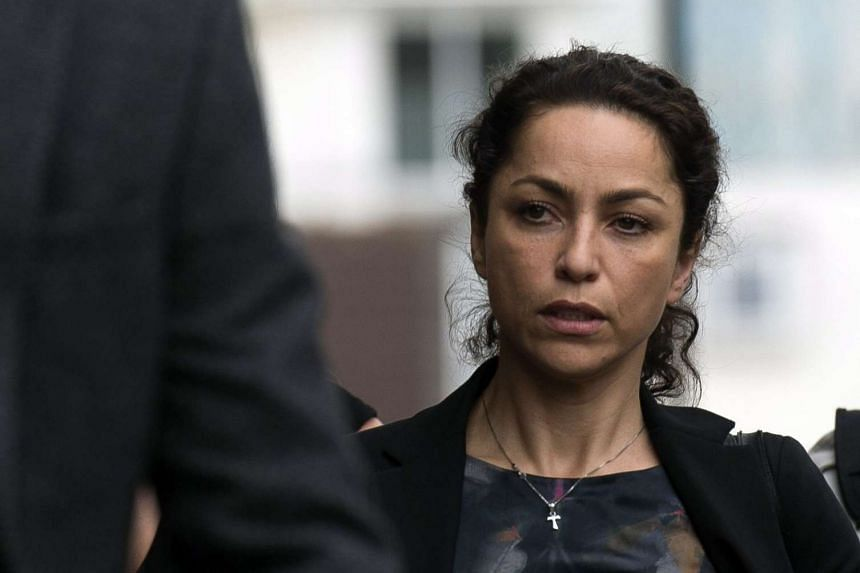 Former Chelsea doctor Eva Carneiro arrives at the South London Employment tribunal in Croydon, on June 7, 2016.