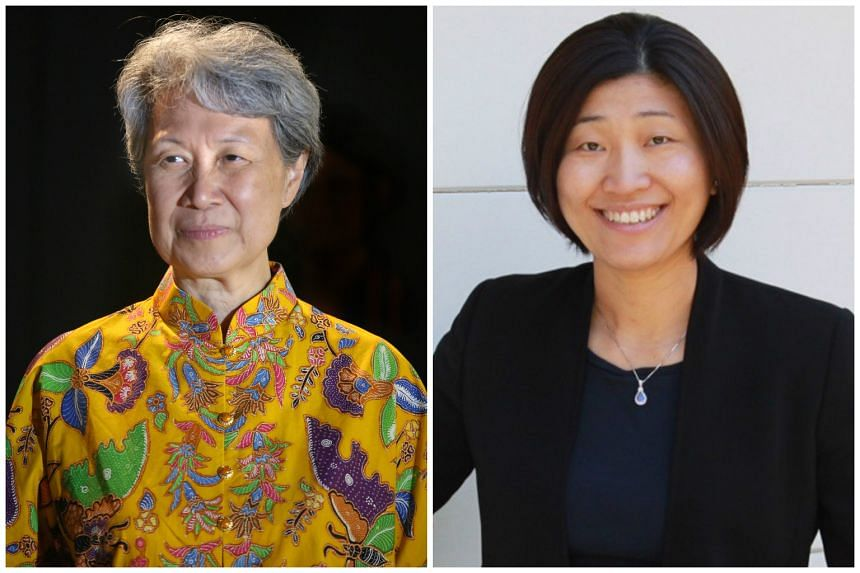 Temasek Holdings chief executive Madam Ho Ching (left) and GGV Capital managing partner Jenny Lee (right) were featured on the Forbes list of 100 powerful women of 2016.