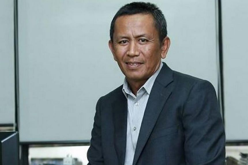 Former group editor at New Straits Times, Malaysia, Mr Mustapha Kamil.