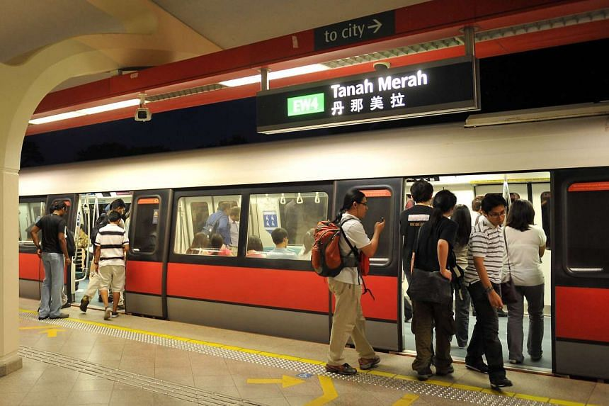 A former SMRT station manager allegedly pilfered $20,000 in cash from Tanah Merah station, and is being investigated by the police.