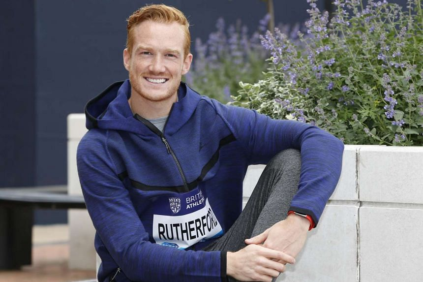 Greg Rutherford decided to freeze his sperm due to fears about the Zika virus in Rio de Janeiro during the Olympic Games.