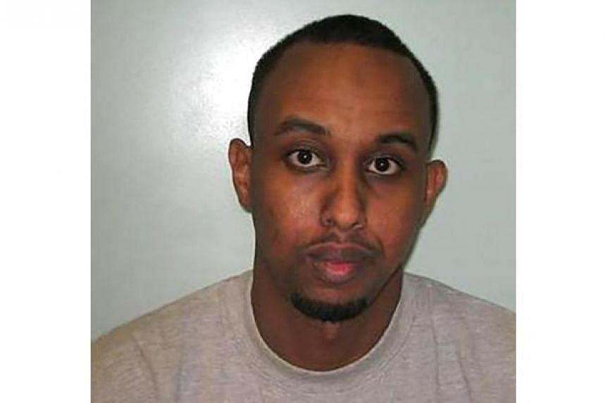 Muhaydin Mire was convicted of attempted murder on June 8, 2016 after trying to behead a stranger in a London Underground station in December.