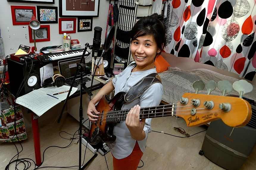 Beth Yap's songs in her debut album, Beauty For Ashes, show a lot of heart.