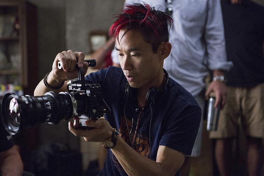 James Wan, who helmed last year's Furious 7, says its global success was due in part to its ethnically diverse cast.