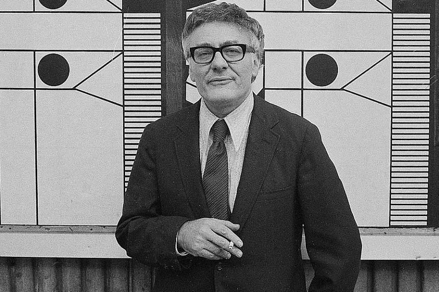 British playwright Peter Shaffer was knighted in 2001.