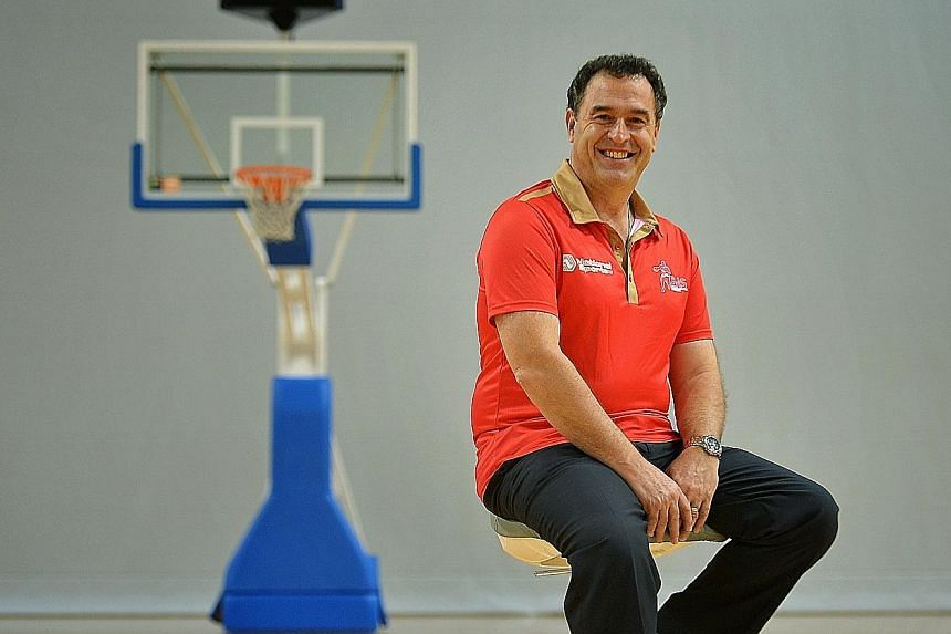 Frank Arsego, who was formerly in charge of the Singapore Slingers, has signed a two-year deal to be the new national basketball coach. He will also hold the post of technical director and will be tasked with improving the youth teams as well as coac