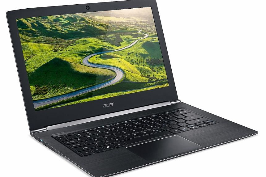 The design is just so-so, but its battery life is where the Acer Aspire S13 excels over its rivals.