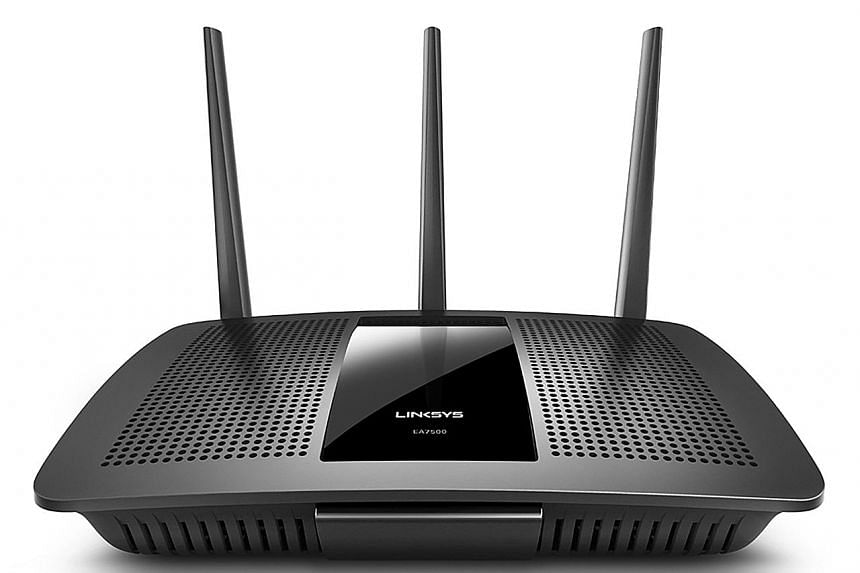 The EA7500 appears to have all the key features expected of a modern router.