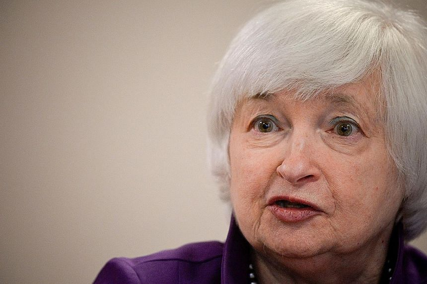 The markets took the cautious remarks by US Federal Reserve chairman Janet Yellen to mean that the Fed would definitely not be hiking rates at its meeting next week.