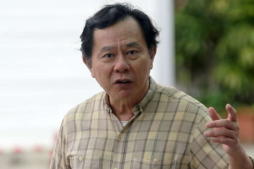 Chou Li Chen, 69, was charged with trying to cheat the Inland Revenue Department for payouts under the Wage Credit Scheme.