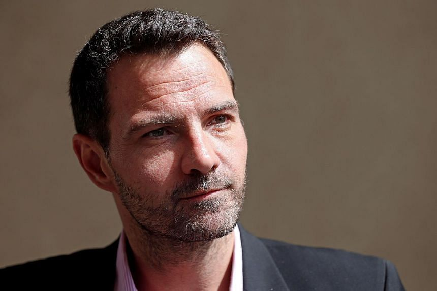French rogue trader Jerome Kerviel.