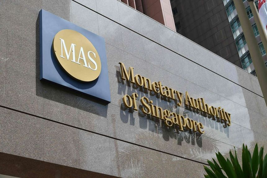The Monetary Authority of Singapore's main building on May 24, 2016.