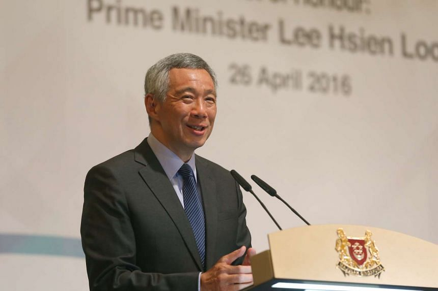 """Cutting Internet access from the work computers of public servants is """"absolutely necessary"""" to keep Government data secure, said Prime Minister Lee Hsien Loong."""