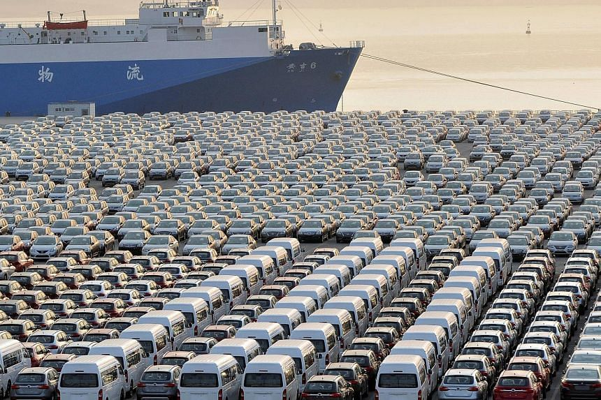 Car purchases in China climbed 11 per cent to 1.76 million units last month for a ninth gain in 10 months, according to the China Passenger Car Association.
