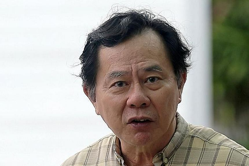 Chou, 69, allegedly tried to dupe the taxman into believing he had received substantial wage increases from four firms.
