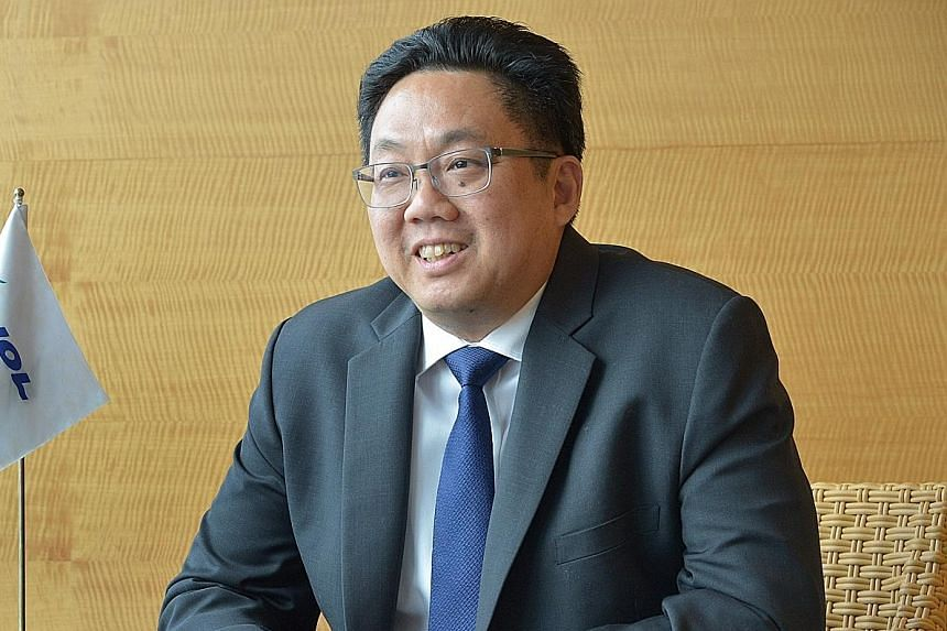 """For NOL to be able to continue on its own, """"it requires a lot more investment either to acquire another firm or to buy more ships"""", said CEO Ng Yat Chung."""