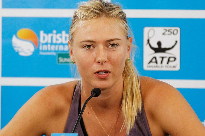 Maria Sharapova will miss August's Olympics in Rio while the earliest Grand Slam she could next compete in will be the French Open in 2018.