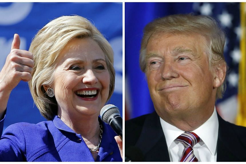 Voters are set for a bruising spectacle as two of America's most polarising figures wage war for the White House.