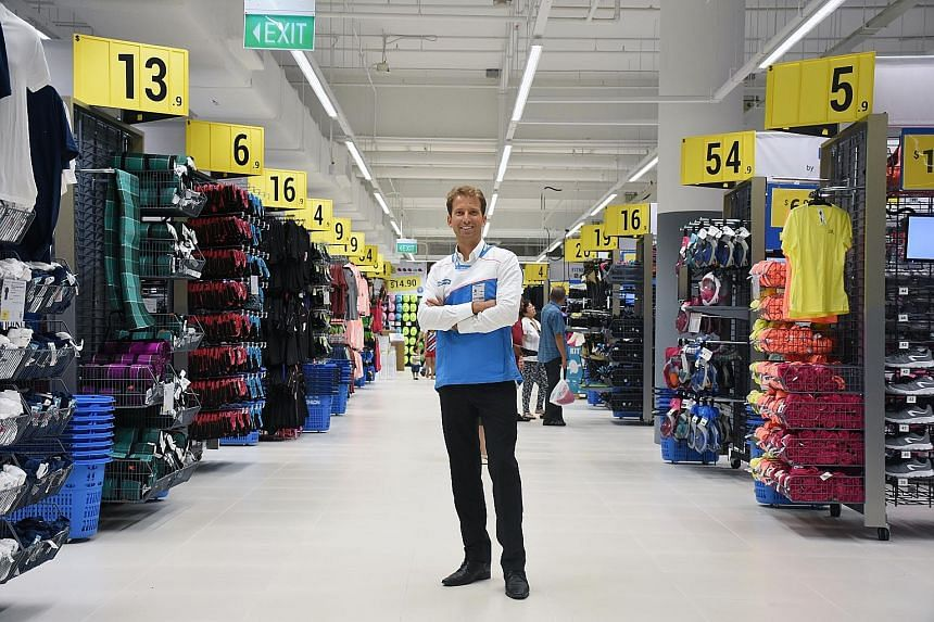 4518e5a7f233c Decathlon CEO aims to reinvent sports retail by making products affordable  and accessible for all