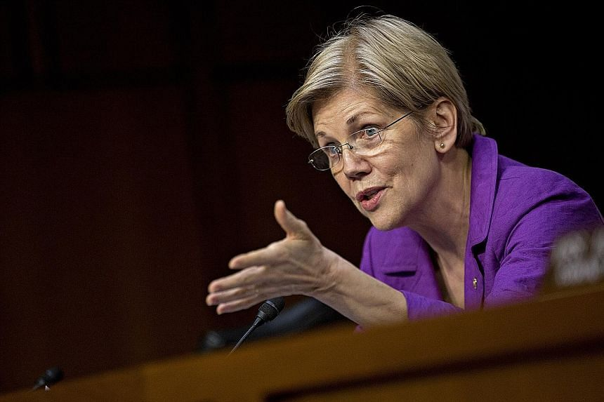 Senator Warren is an outspoken opponent of the influence of money in politics, and could find it difficult to speak out against a Clinton administration if she becomes the vice-president.