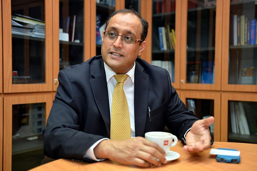 Dr Asim Shabbir, director and senior consultant at the Centre for Obesity Management and Surgery at NUH.