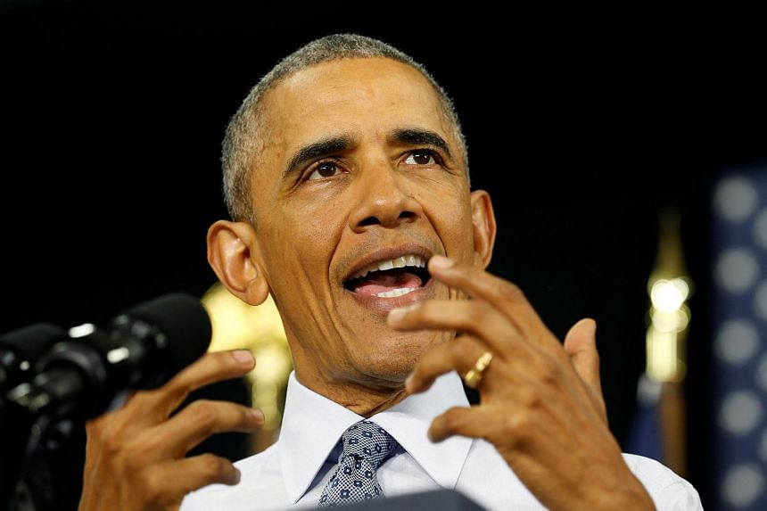 US President Barack Obama speaks about the economy during a visit to Elkhart, Indiana, US on June 1.