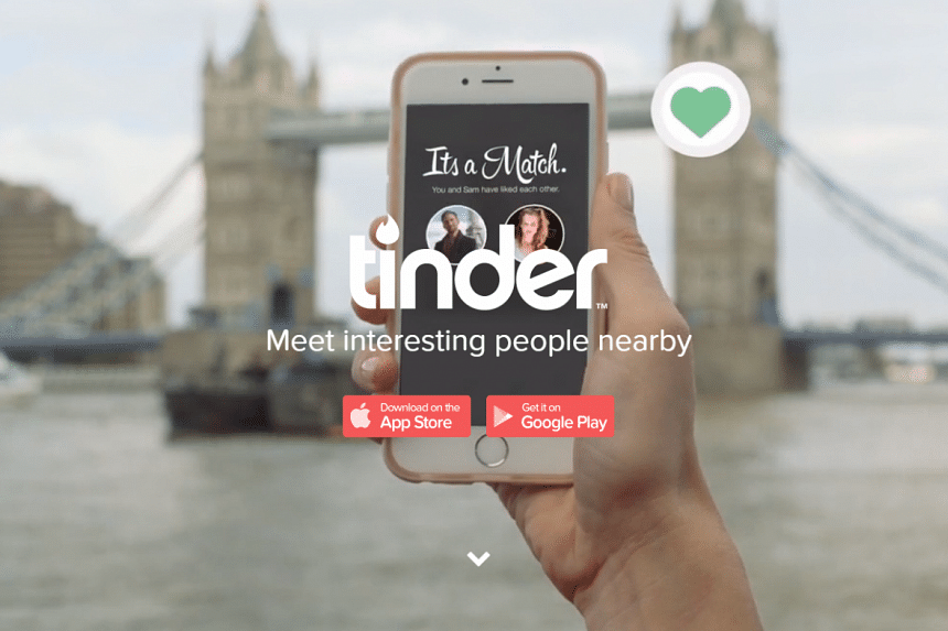 Tinder said the change affects less than 3 per cent of its estimated 50 million users around the world.