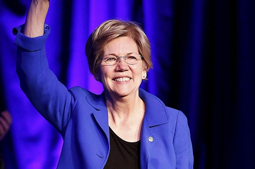 """Ms Warren has called Republican presumptive nominee Donald Trump a """"loser"""" and """"small, insecure money grubber"""", and criticised his recent attack on federal judge Gonzalo Curiel because of his Hispanic heritage."""
