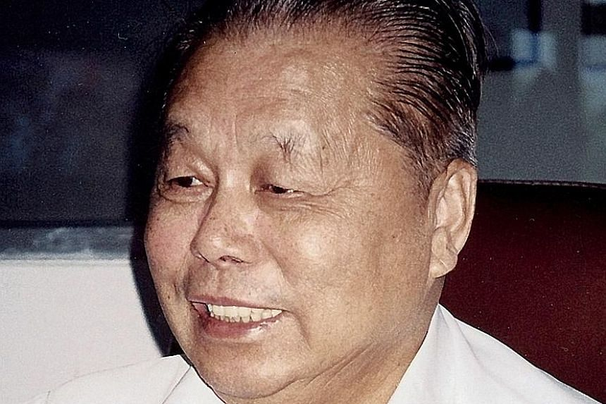Mr Tan Kong Guan was vice-chairman of the PAP for nine days before being arrested for being a communist.