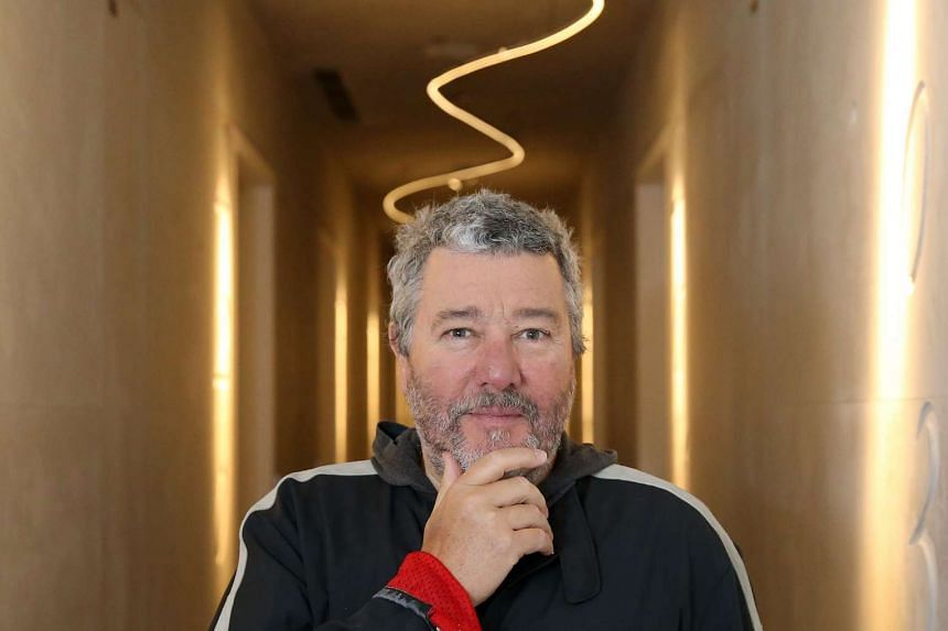"Iconic French designer Philippe Starck on how stays relevant in a competitive industry: ""I'm never out of trend because I'm never in trend. I try always to not create trends with my work."""