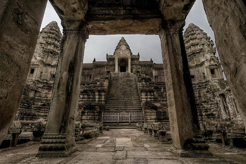 Cambodia's Angkor Wat, a Unesco World Heritage site.