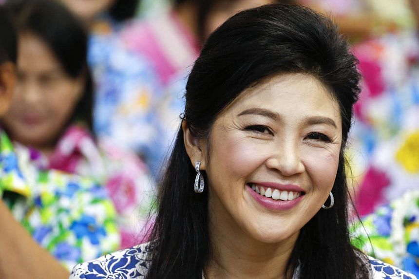 Thai budget airline carrier Nok Air apologised on June 13, 2016, after one of its pilots joked about crashing a plane carrying ousted premier Yingluck Shinawatra (pictured).